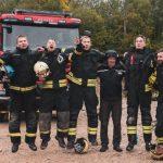 Самая «Элитная команда» спасателей Эстонии работает в Кехра