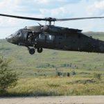 Американские вертолеты проведут тренировочные полеты в Эстонии