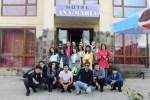 КСОРС Грузии провел пятый летний лагерь для детей соотечественников