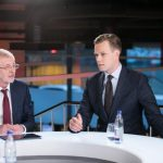 Г. Киркилас и Г. Ландсбергис призывают расширить санкции в отношении режима в Беларуси