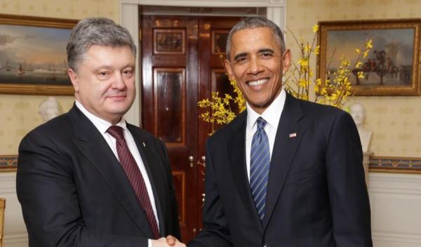 На Украине обвинили Обаму в сдаче Крыма