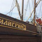 День ладьи в Дулуте посвятили экипажу российского судна «Пилигрим»