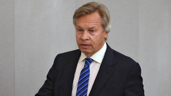 Алексей Пушков раскритиковал заявление о том, что украинцы принесли цивилизацию в Россию