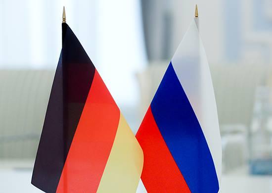 Москва выразила протест Берлину по поводу ситуации с Навальным