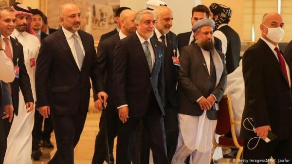 В Дохе начались исторические мирные переговоры властей Афганистана с талибами