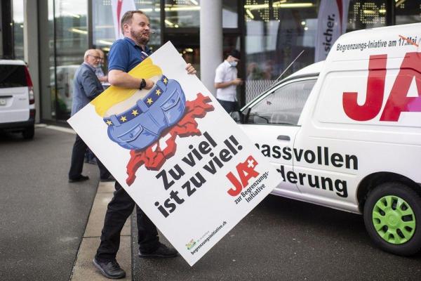 Швейцарцы решили не ограничивать миграцию