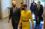 Кальюлайд приняла в Кадриорге министра обороны Португалии