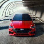 Hyundai представила «горячий седан» Sonata N Line