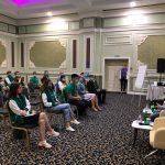 Тематическая площадка Сообщества молодых соотечественников прошла в рамках форума «Евразия Global»