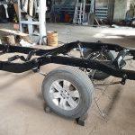 Как самостоятельно восстановить номер на раме или кузове автомобиля