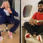 Какую обувь носят российские знаменитости? Nike, Converse, New Balance