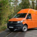 Кубический «апельсин»: тест-драйв обновленного Volkswagen Transporter 6.1