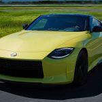 Nissan представил новый спорткар серии Z