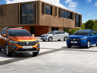 Новые Renault Logan и Sandero: дизайн — просто бомба