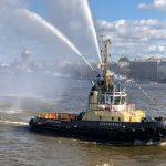 VII Фестиваль ледоколов в С.-Петербурге посетили более 50000 зрителей (видео)