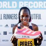 Перес Джепчирчир установила мировой рекорд в полумарафоне в Праге. Результат, фото, видео