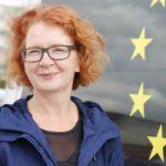 Яна Тоом: ЕС поможет жителям Ида-Вирумаа без страха смотреть в будущее