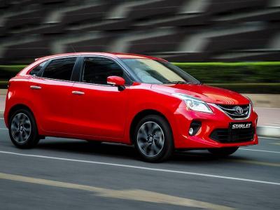 Toyota возродила знаменитую модель Starlet