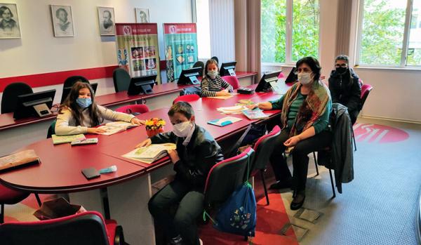 Ежегодные курсы русского языка стартовали в Пловдиве