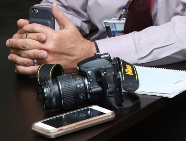 Репортёры России приняли участие в «Школе русской журналистики» в Луганске
