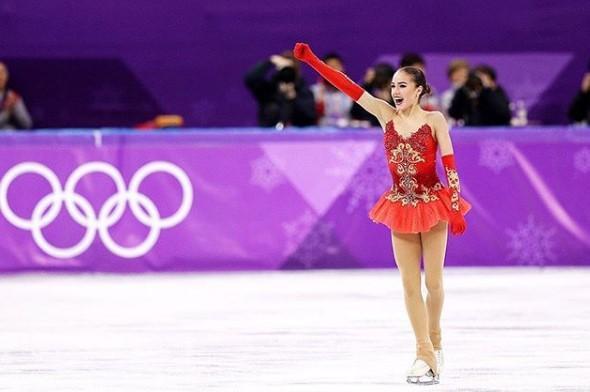 Зрители потребовали убрать Алину Загитову из «Ледникового периода»
