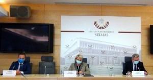 ИАПЛ-СХС просит суд отменить результаты выборов в одномандатном округе Панеряй-Григишкес