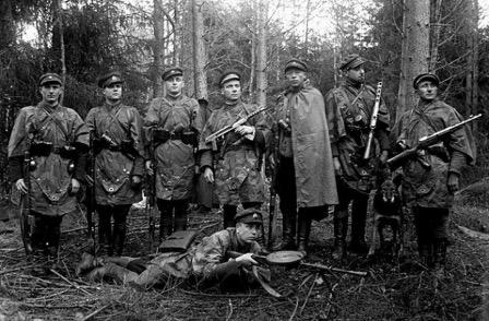 Латышские каратели после ВОВ продолжили террор советских жителей