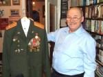 Военный пенсионер Владимир Норвинд не может по состоянию здоровья покидать Ригу