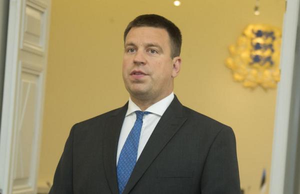 Юри Ратас призвал на каникулах остаться в Эстонии
