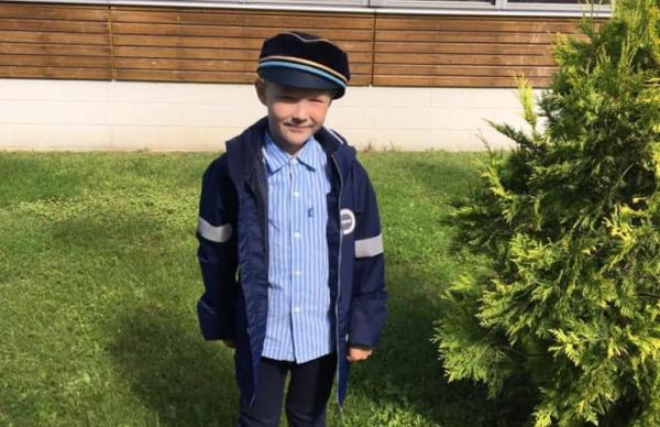 Полиция ищет пропавшего в Пирита 7-летнего Моргана