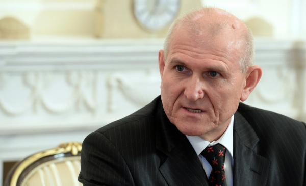 Посол Николай Удовиченко встретился с соотечественниками в Киргизии