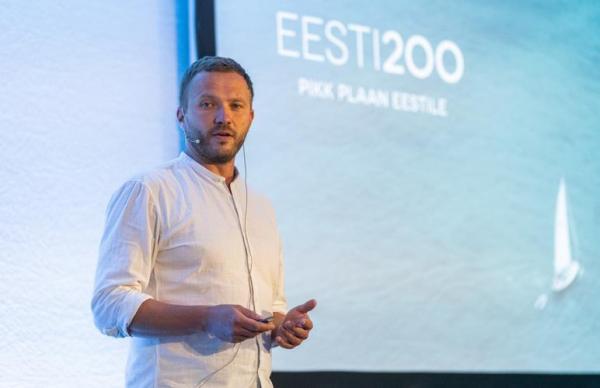 Луукас Кристьян Ильвес вступил в партию «Эстония 200»