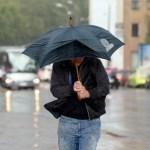 В четверг ожидается дождь и усиление ветра