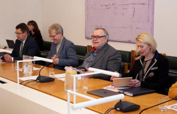Комиссия по культуре обсудила с третьим сектором вопросы образования