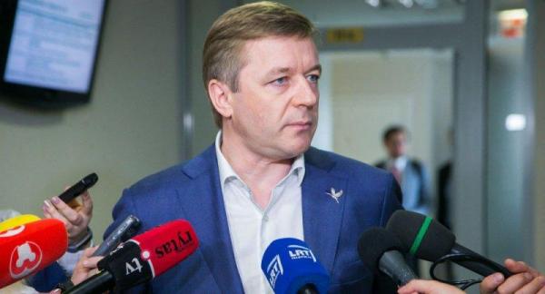 Р. Карбаускис: потеряли несколько мандатов, поскольку не поддержали социал-демократы