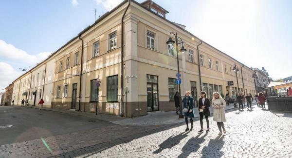В Вильнюсе появится центр помощи белорусам Дапамога