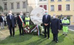 Памятник советскому партизану открыли в Италии