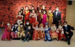На фестивале в Южной Корее дети исполнили «Калинку» и попробовали блюда русской кухни