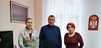 Соотечественники и руководство сербского Беочина обсудили вопросы сотрудничества