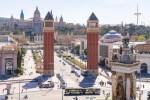 Протестующие в Барселоне исполнили «Калинку» на русском языке