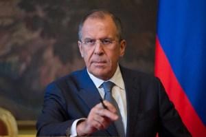 Лавров обратил внимание Совета Европы на водную блокаду Крыма