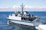В Эстонию прибыла противоминная группа кораблей НАТО