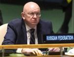 Постпред России при ООН призвал Запад оказать России правовую помощь в ситуации с Навальным