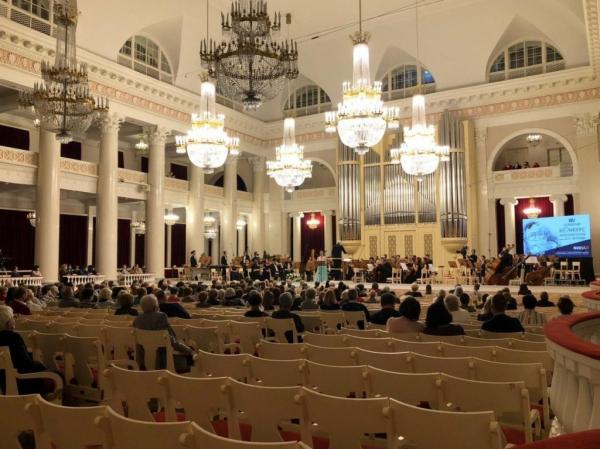 Итальянский композитор выиграл открытый конкурс имени Андрея Петрова