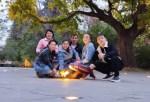 Студенты из Туркмении пополнили словарный запас русского языка в ботаническом саду