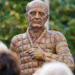 В Германии открыли первый памятник Михаилу Горбачёву