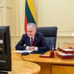 Президент Литвы: необходимо обеспечить возможность воспользоваться избирательным правом