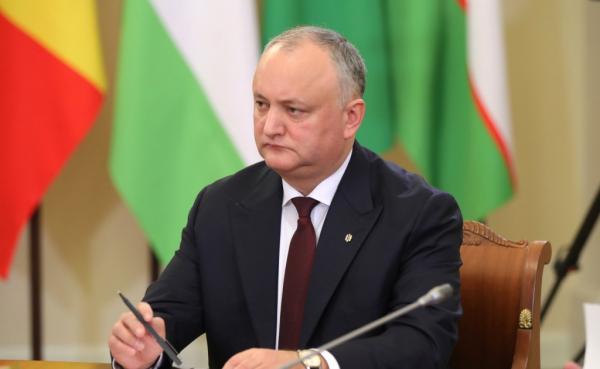 Президент Молдавии: Русский язык должен стать обязательным школьным предметом