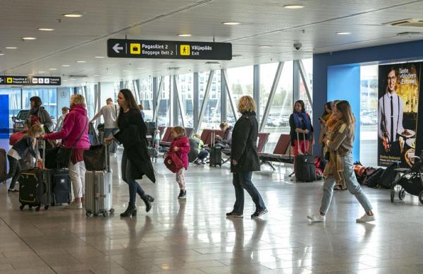 Правительство Эстонии смягчит условия карантина для въезжающих