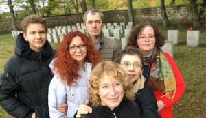 Соотечественники провели уборку захоронений советских граждан в Нойнкирхене